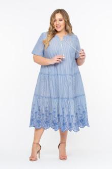 """Платье """"Мерида"""" Intikoma (Голубой)"""