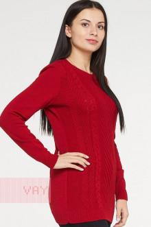Джемпер женский 182-4746 Фемина (Красный)