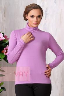 Блуза ВК-19 Фемина (Сиренево-розовый)