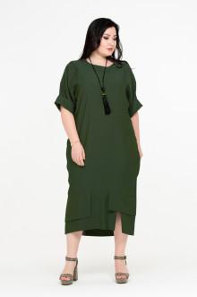 """Платье """"Илара"""" Intikoma (Зелёный)"""