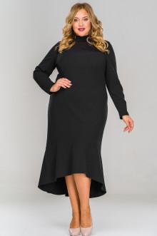 Платье 1516601 ЛаТэ (Черный)