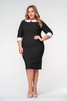 Платье 1412504 ЛаТэ (Черный)