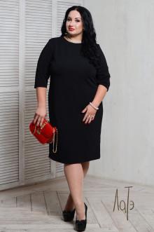Платье 067201 ЛаТэ (Черный)