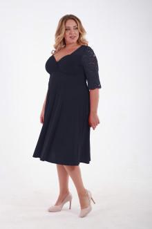 Платье 1111401 ЛаТэ (Черный)