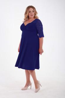 Платье 1111404 ЛаТэ (Темно-синий)