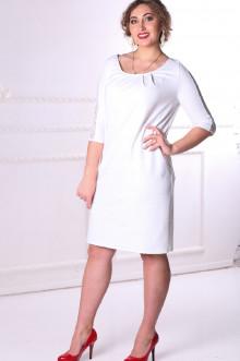 Платье 086405 ЛаТэ (Белый)