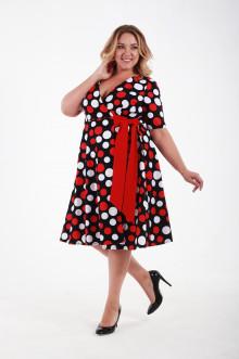 Платье 106304 ЛаТэ (Мультиколор)