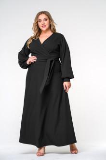 Платье 1416801 ЛаТэ (Черный)
