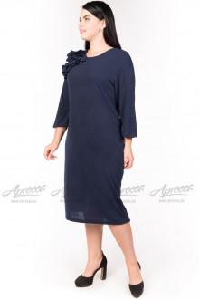 "Платье ""Артесса"" PP02106DBL00 (Синий темный)"