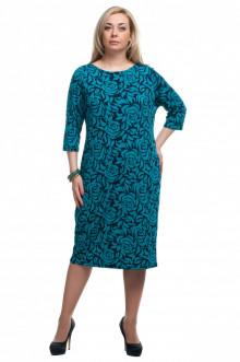 "Платье ""Олси"" 1605029/1 ОЛСИ (Голубой)"